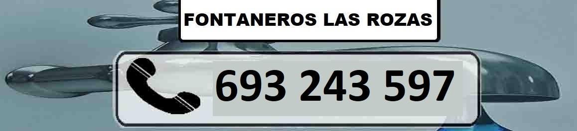 Fontaneros Las Rozas Urgentes