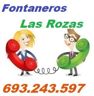 Telefono de la empresa fontaneros Las Rozas